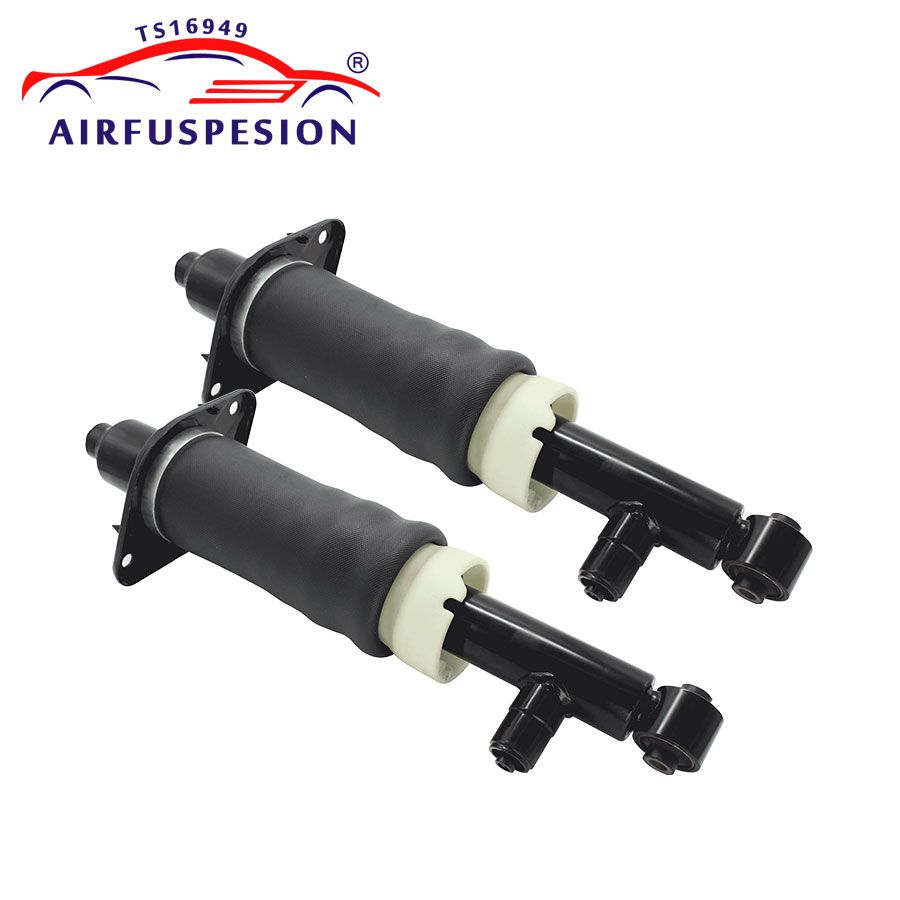 Pair For Audi A6 C5 4B Allroad quattro Rear Air Suspension Shock Absorber Strut Air Spring 4Z7616051A 4Z7616052A 4Z7513031A