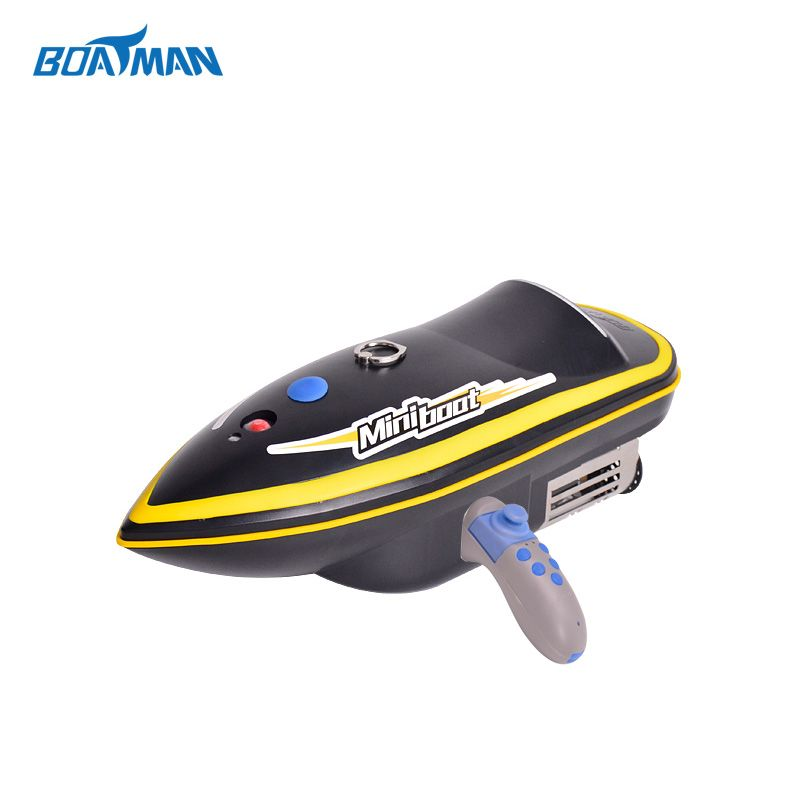2018 new arrival mini rc jabo bait boat
