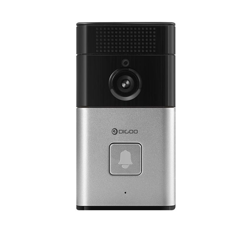 Wireless Bluetooth and WIFI Smart Home HD Video DoorBell Camera Phone Ring Security Camera Monitor