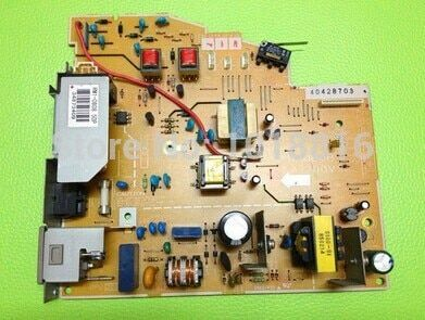 Free shipping 100% test original for HP1010 Power Supply Board RM1-0807-000 RM1-0807 (110v) RM1-0808 RM1-0808-000(220v) on sale