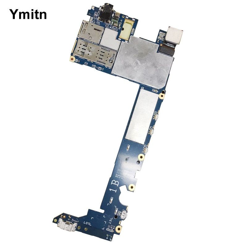 Unlocked Ymitn Mobile Electronic Panel Mainboard Motherboard Circuits For Sony Xperia XA Ultra XAU F3211 F3212 F3216 F3215 C6