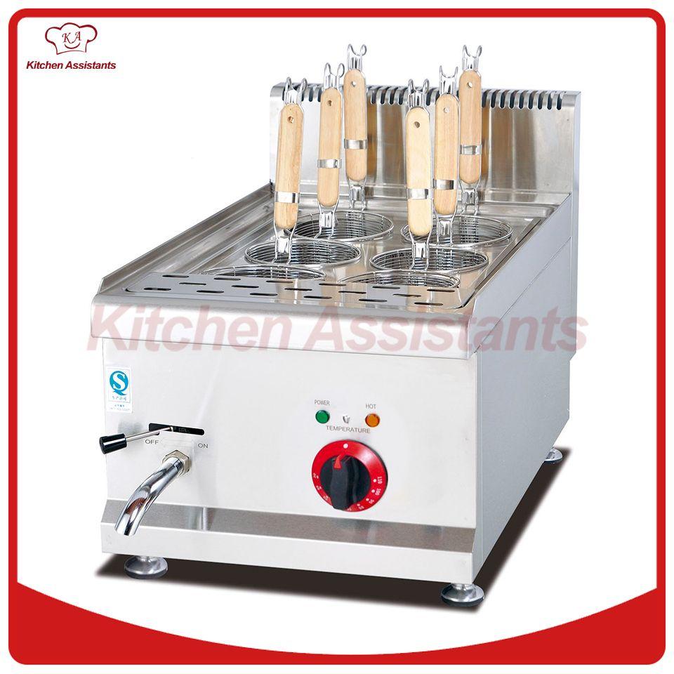 EH638 Pasta Cocina Eléctrica de máquinas de comida rápida