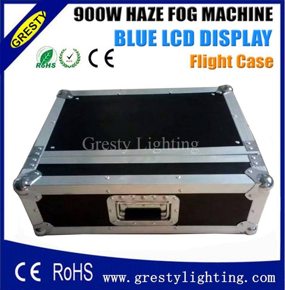 Alto Efecto de la Alta Calidad de la Nueva Llegada 900 W Hazer Máquina de Niebla para Equipo de la Etapa con Líquido de Humo a Base de Agua 90 V-240 V