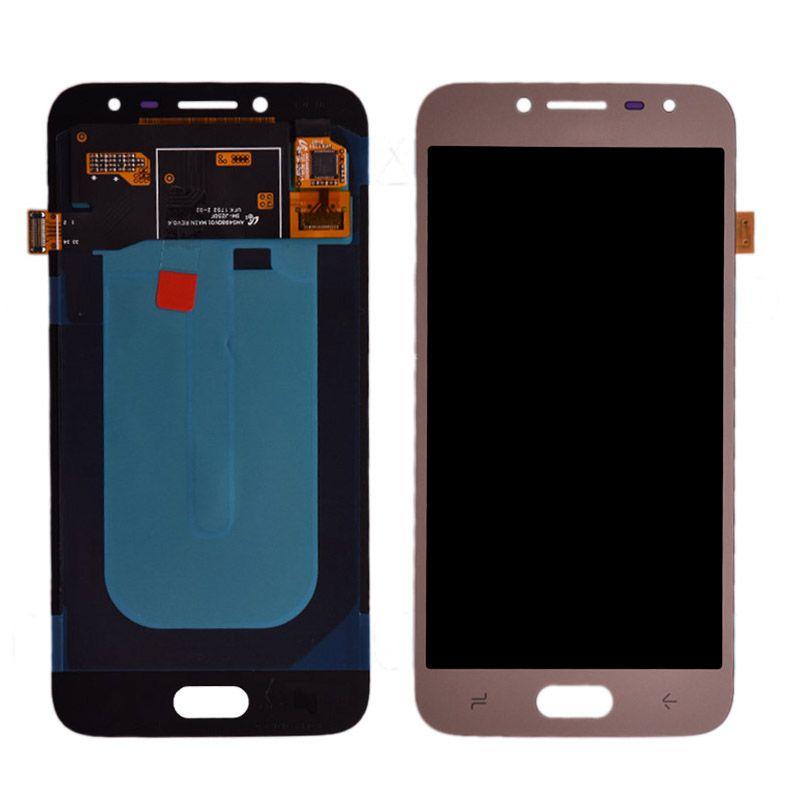 Original J250 Amoled LCD Für Samsung Galaxy J2 pro 2018 J250 J250F LCD Display touchscreen digitizer montage