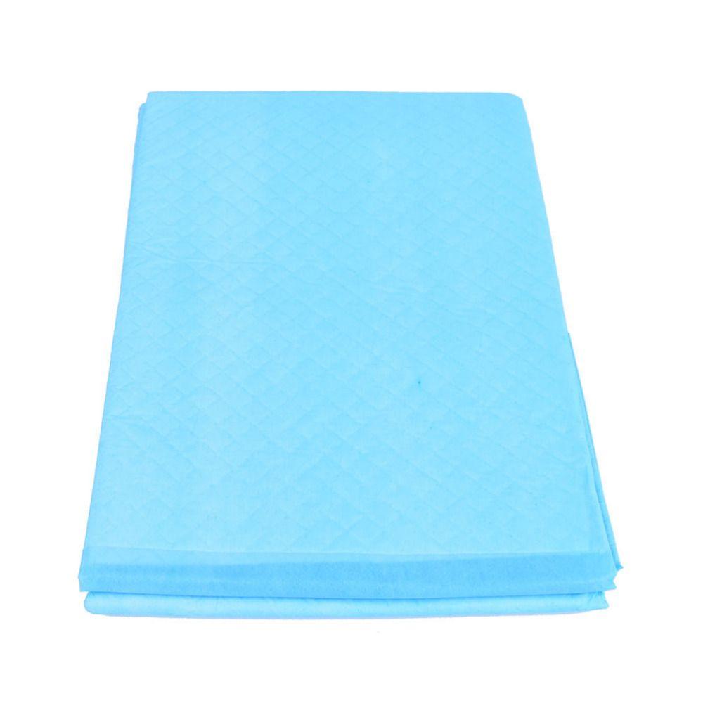 80*150 cm Wirtschaft Pads Erwachsene Harn Inkontinenz Einweg Bett pee Krankenunterlagen Hosenträger Unterstützt