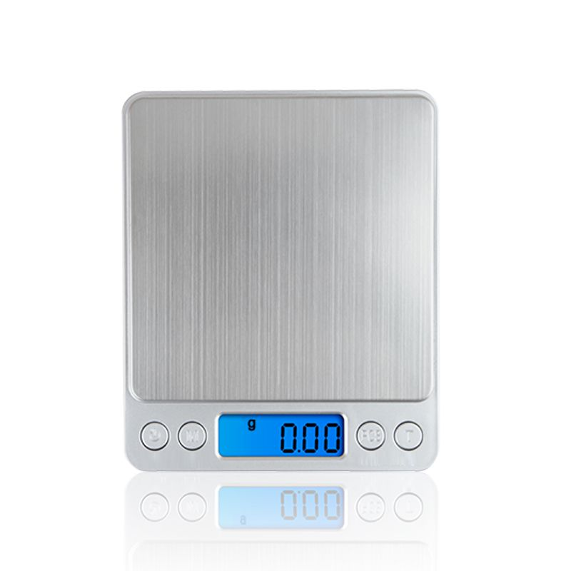 2017 New 500g x 0.01g Portable Mini Electronic Digital Scales Pocket Case Postal Kitchen Jewelry <font><b>Weight</b></font> Balanca Digital Scale