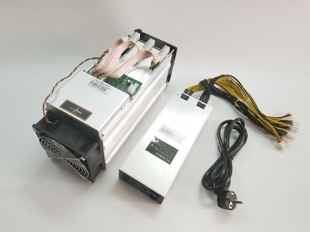 2018 Newest AntMiner S9j 14.5T With 1800W Power Supply SHA256 Bitcoin Btc BCH Miner Better Than Antminer S9 S9i 13T 13.5T 14T T9