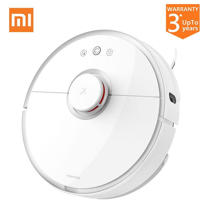 Xiaomi vakuum 2 xiaomi S50 Roboter-staubsauger Für Home Automatische Kehren Staub Sterilisieren Smart Geplant Waschen Wischen