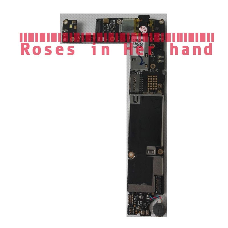 Full Working Original Unlocked For ZTE Nubia Z9 mini NX511J Motherboard Logic Mother Circuit Board Lovain Plate