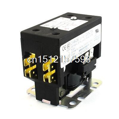 CJX9B-25S AC240V 32A Rated Coil Voltage 2 Poles 2NO Air Conditioner AC Contactor
