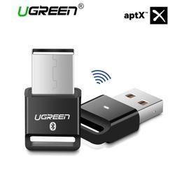 Ugreen Bluetooth Adaptateur USB Dongle pour Ordinateur PC Souris Sans Fil Bluetooth Haut-Parleur 4.0 Musique Récepteur USB Bluetooth Adaptateur
