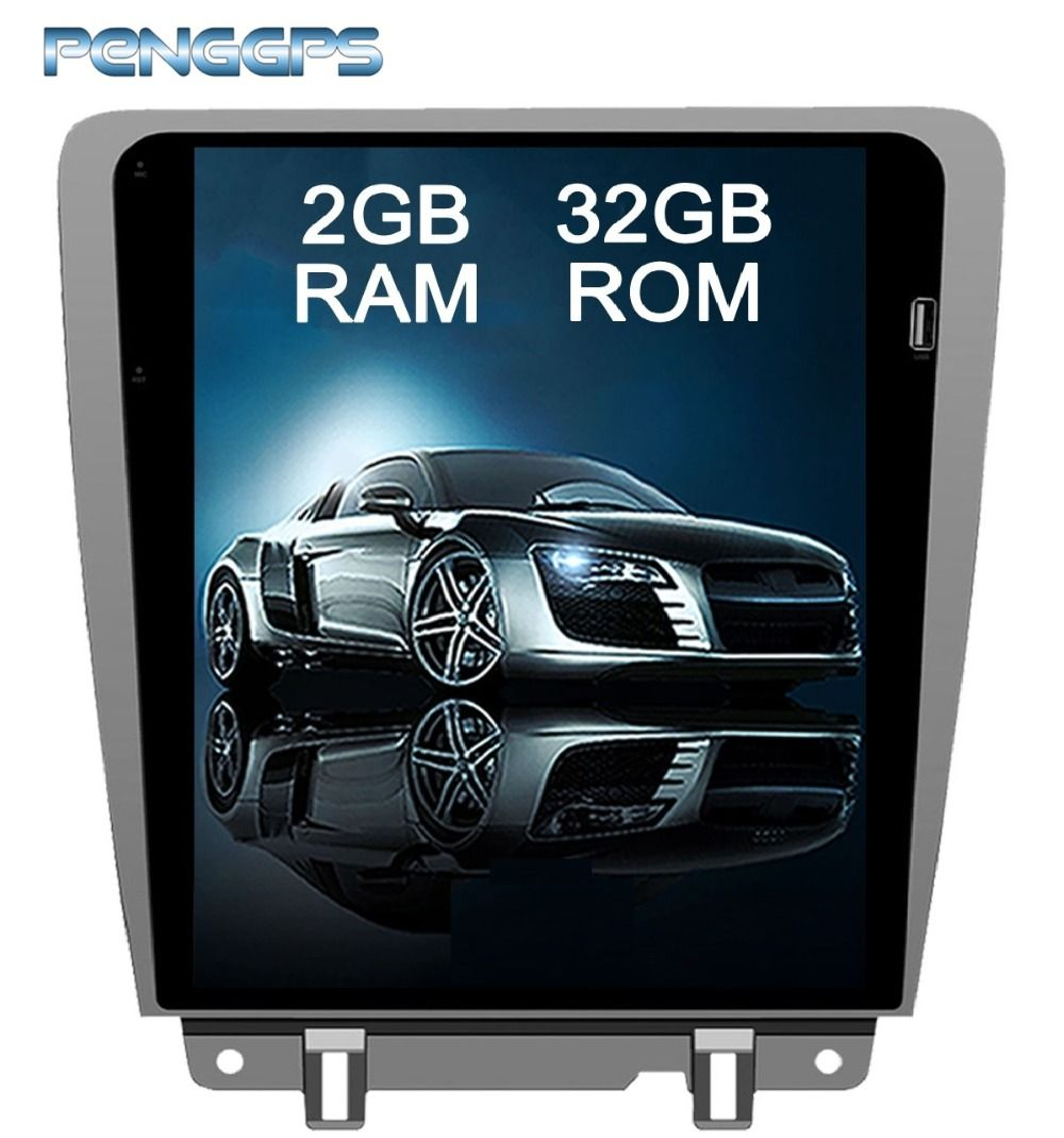 12,1 zoll 2 Din Radio Android 7.1 für Ford Mustang 2010 2011 2012 2013 2104 Auto GPS Navigation DVD Player Tesla stil Steuergerät
