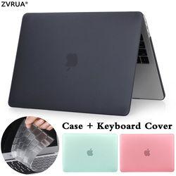 Nouvelle Mallette pour ordinateur portable Pour APPle MacBook Air Pro Retina 11 12 13 13.3 15 15.4 pouce avec Tactile Bar 2017 A1706 A1707 A1708 + Couvercle Du Clavier