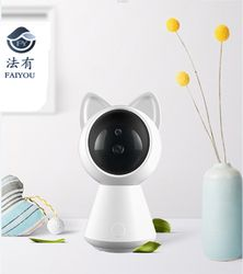 Mini WIFI Camera IP P2P Remotely Monitoring CCTV Cam Home Security Baby Monitor 360 Degree Angle IR Night Vison Motion Detect