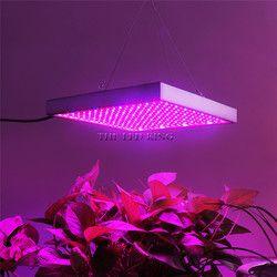 200 W 600 W 1000 W espectro completo crece la luz del panel llevada AC85 ~ 265 V horticultura invernadero crece la lámpara para la planta de interior crecimiento floración