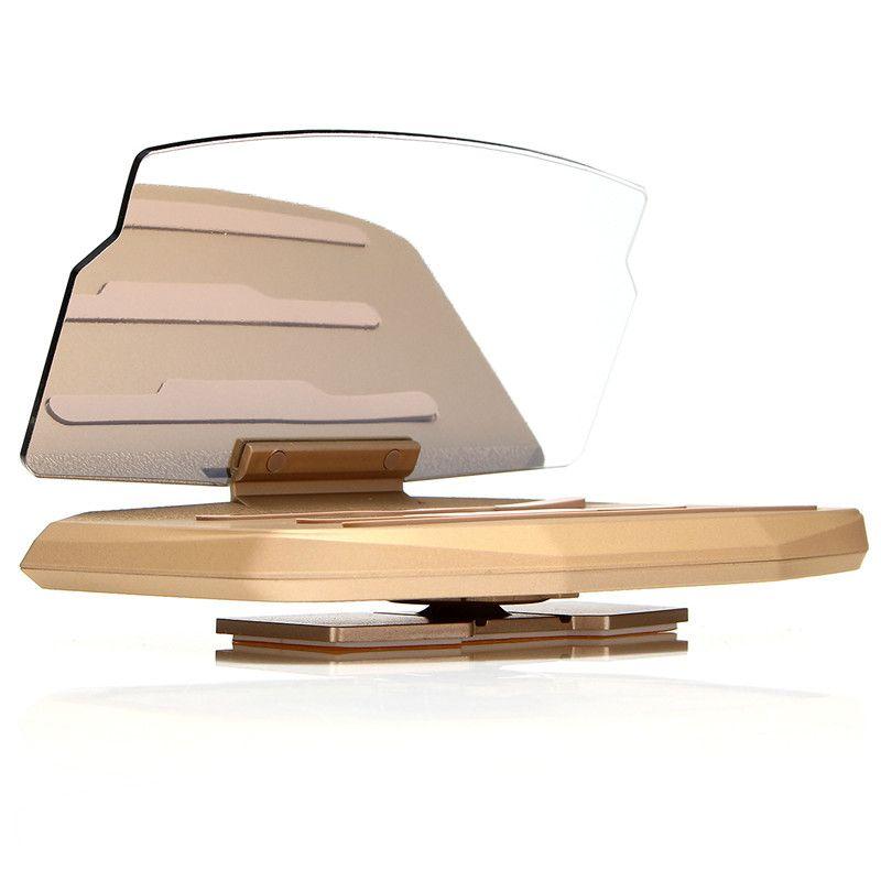 KROAK HUD Head Up Display Mobile GPS Navigation Adjustable Bracket For Smartphones Stand Phone Holders