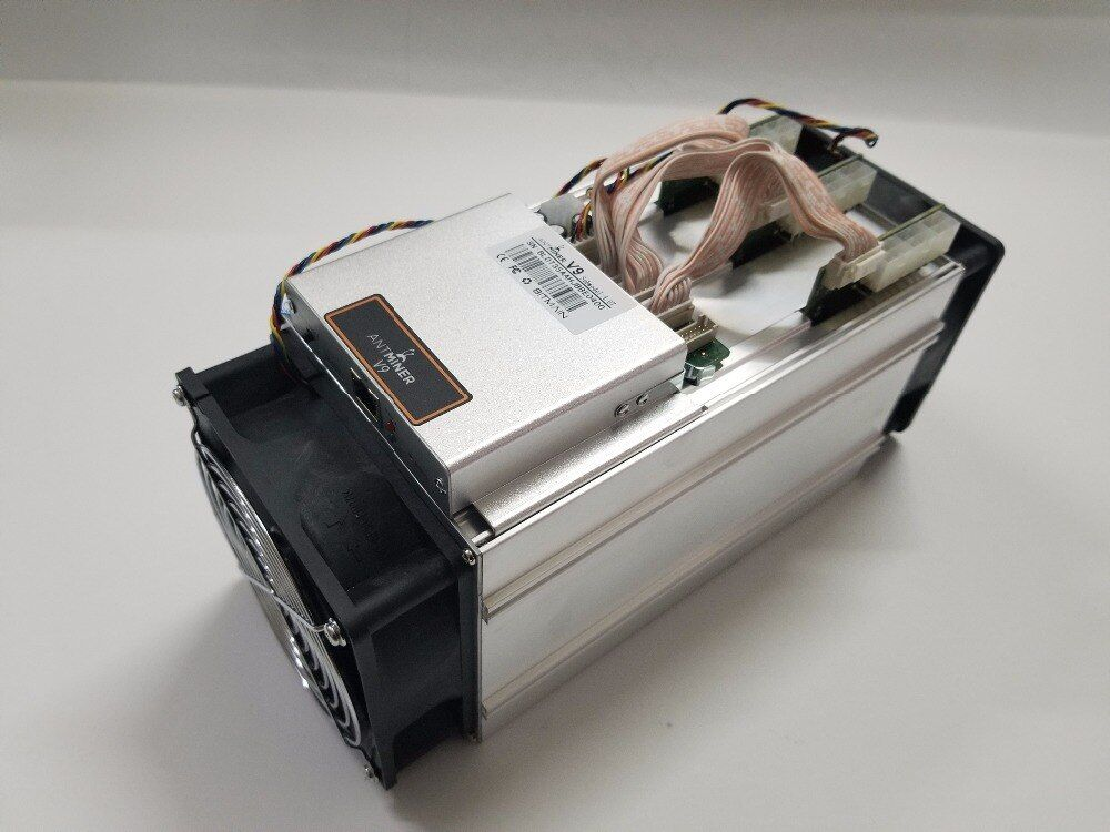 Upgrate Antminer S3 S5 S7 Version New BITMAIN Asic AntMiner V9 4TH/S (No PSU) Bitcoin Btc Miner Economic Than Antminer T9+ S9