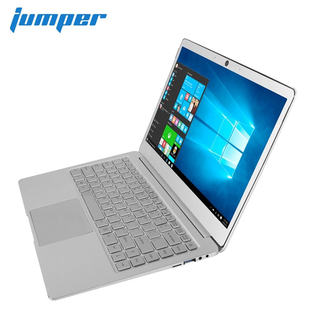 Metall fall laptop Jumper EZbook X4 14 zoll IPS display notebook beleuchtete tastatur Gemini See N4100 4 gb 128 gb SSD dual band wifi