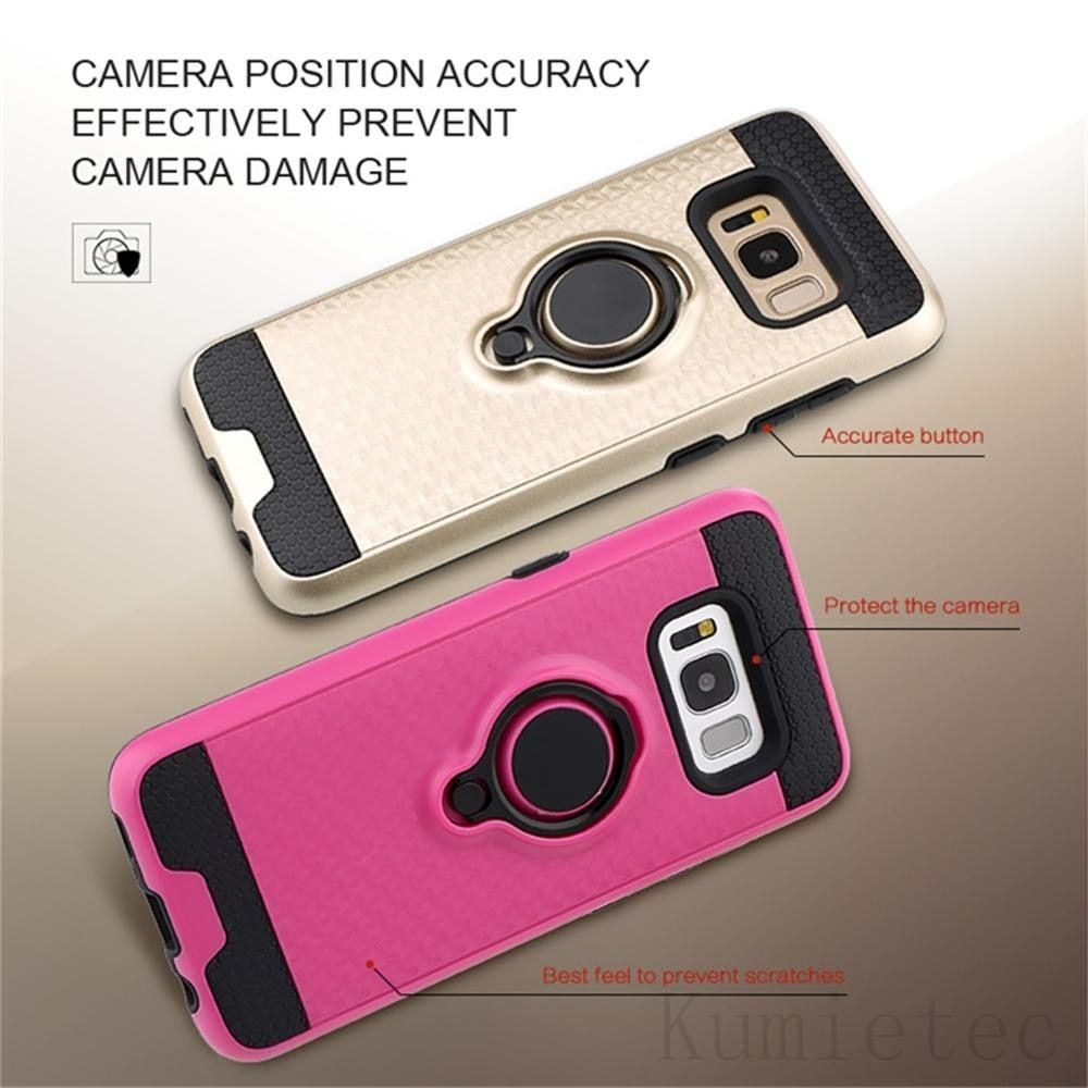 Kumietec Phone Full Cover Case For Samsung Galaxy S7 /S7Edge Soft TPU Cases For Samsung Galaxy S8 S8 Plus Phone Case wholesale