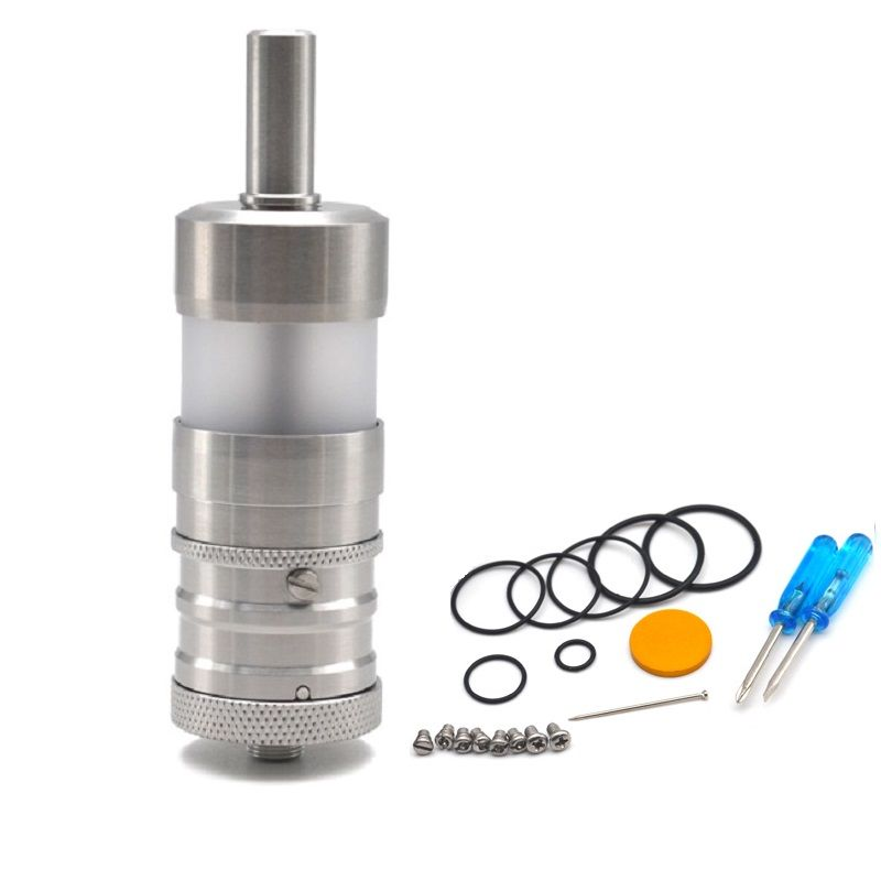 ULTON Fev V5 25mm MTL RTA /DL RTA atomizer for vape Mod
