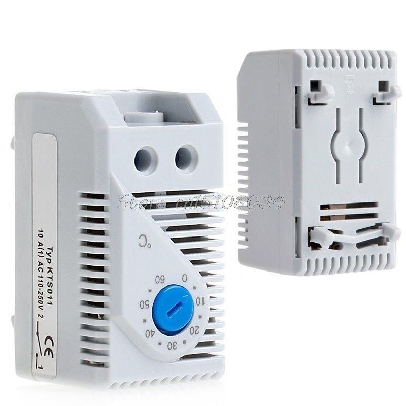 KTS 011 Mini Automatische Temperatur Schalter Controller Verbinden Thermostat Control S08 Drop schiff