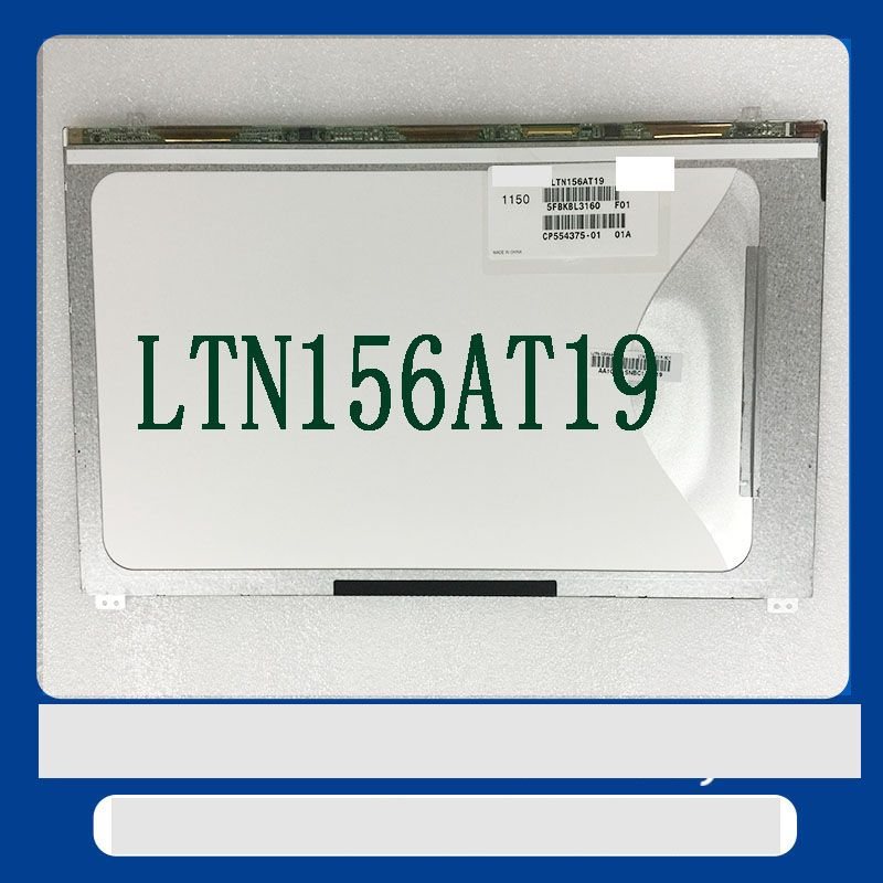 Бесплатная Доставка Новый и оригинальный 15.6 WXGA LTN156AT19 LTN156AT18 n156bge-e52 ltn156at19-001 ltn156at19-501
