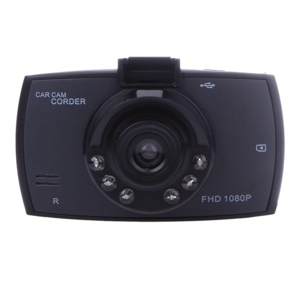 2.4 Pouce 120 Degrés Mini Voiture DVR Caméra FHD 1080 P Vidéo Registrator Enregistreur Détection de Mouvement de Vision Nocturne Dash Cam