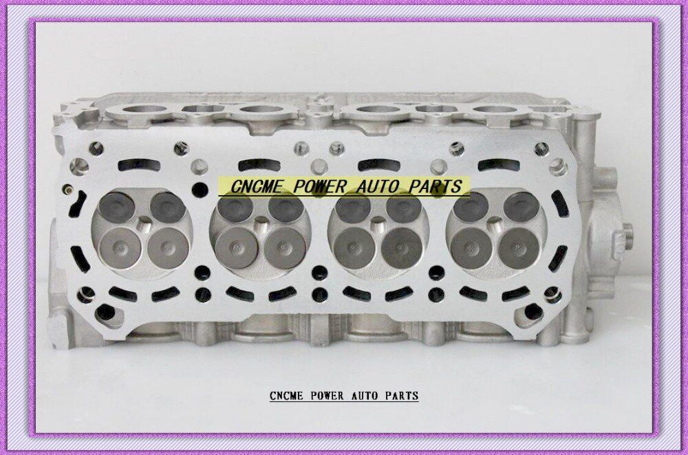 G16B G16KV Complete Cylinder Head Assembly ASSY For SUZUKI Baleno Swift Escudo Vitara Sidekick X-90 Esteem Grand Vitara 1.6L 16V