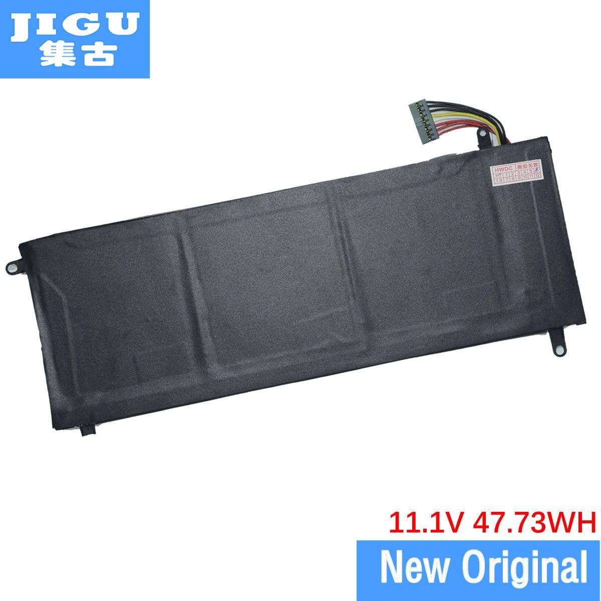 JIGU Neue 11,1 V 4300 mAh 47.73Wh Laptop Batterie GNC-C30 961TA002F für GIGABYTE U2442 U24F P34G V2 Hohe Qualität