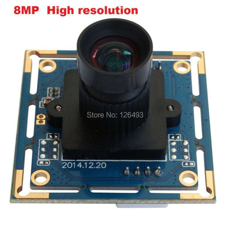 8 megapixel hohe auflösung SONY IMX179 farbe cmos usb 2.0 micro videomodul 8mp usb kamera modul für dokument erfassen
