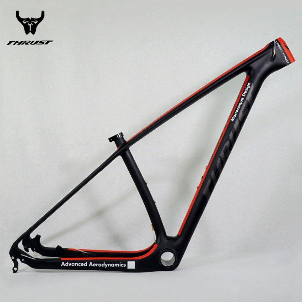 Carbon Mountain Bike Frame 29er THRUST Chinese Carbon mtb Bicycle Frame T1000 Carbon Fibre Frame Bike 29er carbon frame 27.5er