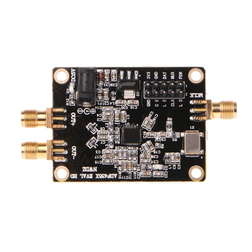 ADF4351 35M-4.4GHz PLL RF Signal Source Frequency Synthesizer Development Board Z07 Drop ship