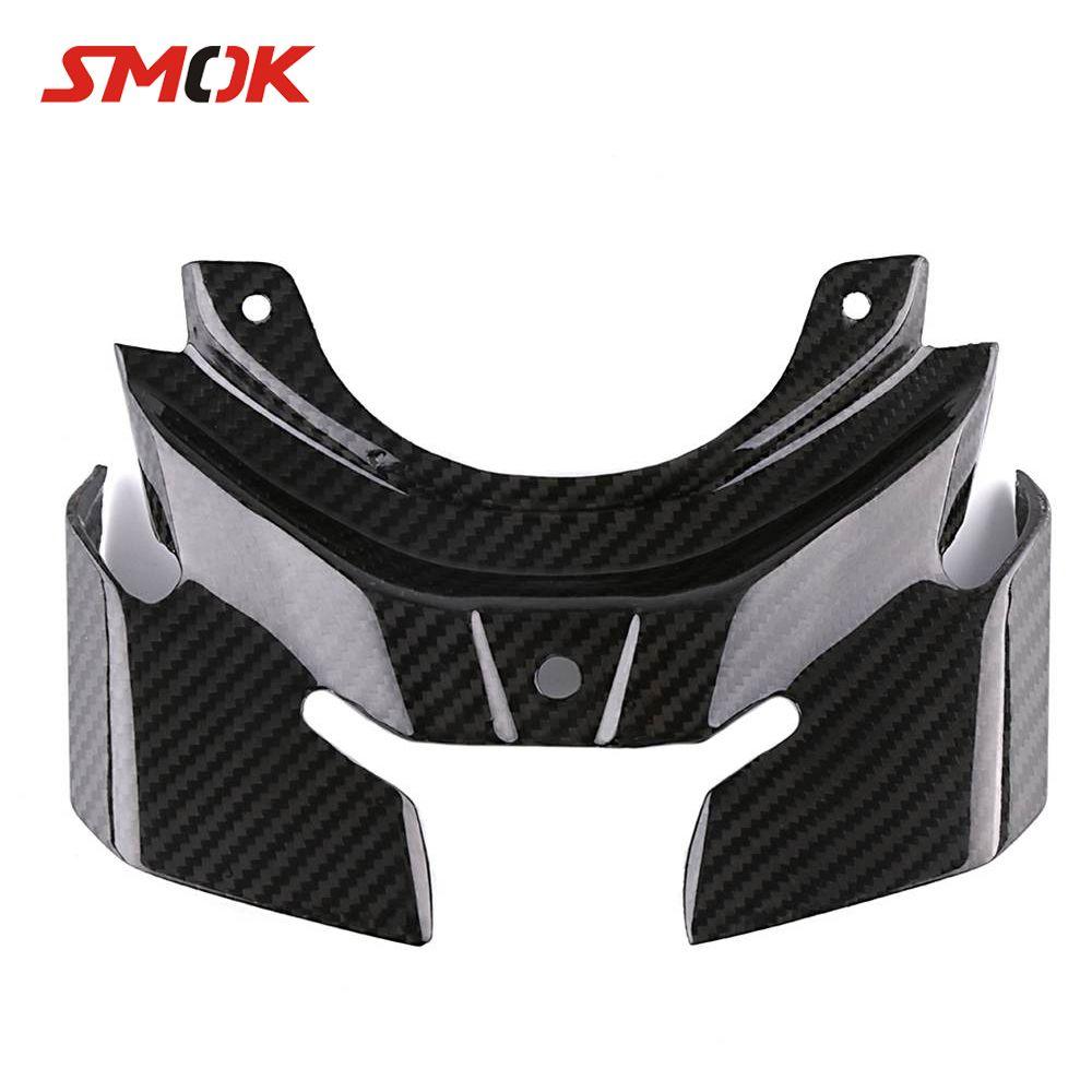 SMOK Motorrad Zubehör Carbon Fiber Hinten Rücklicht Schutz Abdeckung Für Yamaha MT10 MT 10 MT-10 2016 2017 2018