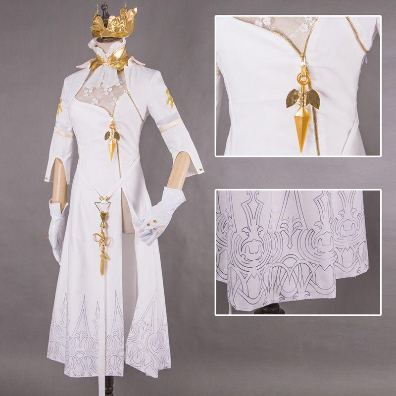NieR: Automata YoRHa Commander Cheongsam Uniforms Cosplay Costume Autumn and Winter Style Game NieR Cosplay