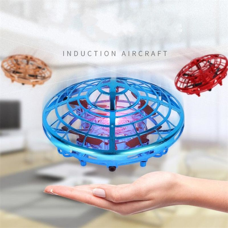 New Flying Helicopter Mini drone RC Drone Infraed Induction Aircraft Quadcopter Upgrade Hot High Quality RC Visuo Toys For Kids