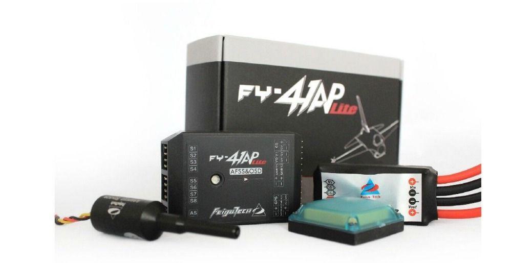 FEIYU FY-41AP Lite AFSS Autopilot & OSD System für starrflügel Flugzeuge RTL FPV