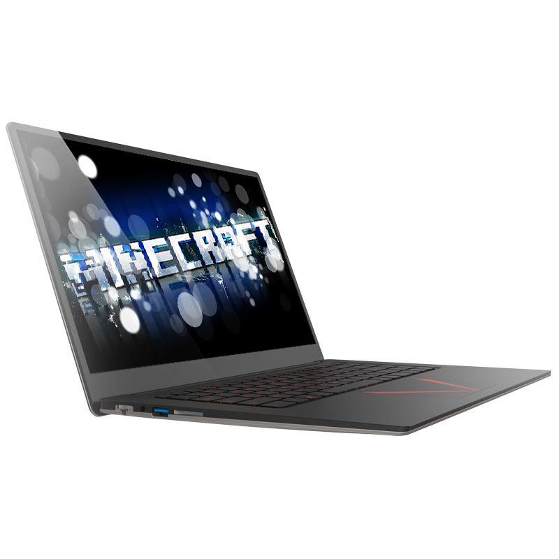 AMOUDO-X5 15.6inch 8GB Ram 256GB SSD 500GB HDD Intel Quad Core CPU 1920X1080P FHD IPS Screen Windows10 Laptop Notebook Computer