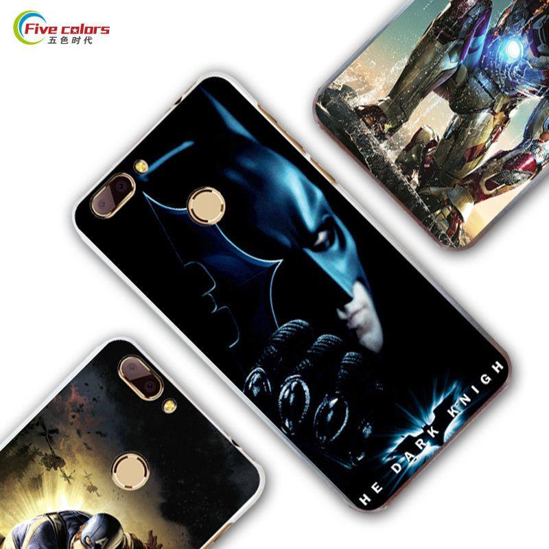 Oukitel U20 Plus Case Fashion Pattern Hard Plastic Phone Cases For Oukitel U20 Plus Fundas Smartphone Cases Free Shipping