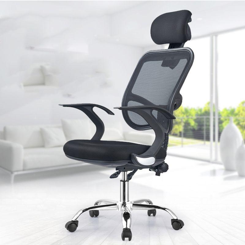 Hohe qualität computer stuhl moderne minimalistischen menschlichen körper büro stuhl hause sitz liege boss drehstuhl spiel Net material