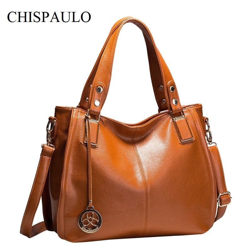 Famous Brands Designer Handbags High Quality Genuine Leather Women Handbags Casual Tassel Crossbody Bags For Women Messenger X21