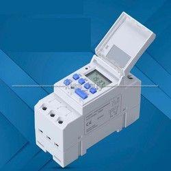 TTHC15A AC 220 V 16A Micro-Ordinateur Hebdomadaire Programmable Numérique LCD MINUTERIE COMMUTATEUR Relais de Temps Contrôle Din Rail HORLOGE