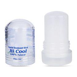 Новое поступление натуральный Еда класса Кристалл дезодорант квасцы stick Средства ухода за кожей Запах Remover антиперспирант для Для мужчин и ...