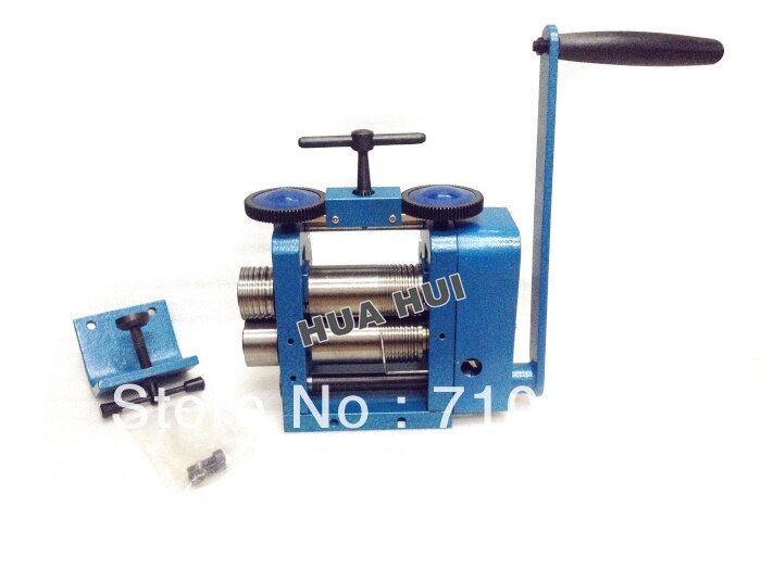 Manual control Rolling Mill, Good quality Russian Bule roller machine, Jewelry Tools & Equipment