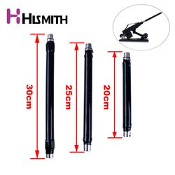 Hismith 20cm/25cm/30cm Tube Sex Machine 3 XLR Connector Extension Tube Increase Use Distance Extension Rod Machine Accessories