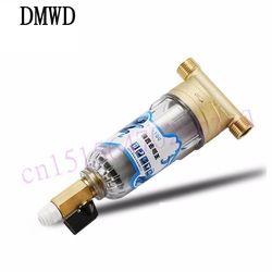 DMWD traitement de L'eau purificateur D'eau filtre à Eau municipale Des Ménages de l'eau machine de nettoyage en acier inoxydable durable parmanent