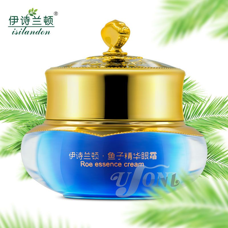 ISILANDON Caviar Luxe Eye Cream Skin Care Ageless Anti-Aging Wrinkles Puffiness Dark Circles Free Shipping 2017 New Eye Care