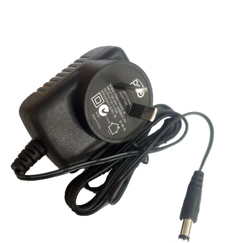 FrSky AC/DC Charge Adapter AU, UK, EU, US Version for Taranis X9D/ X9D Plus