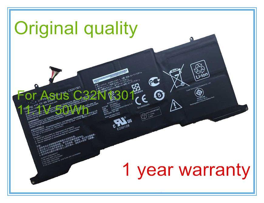 100% original C32N1301 Batterie Für UX31LA Serie laptop 11,1 V 50Wh