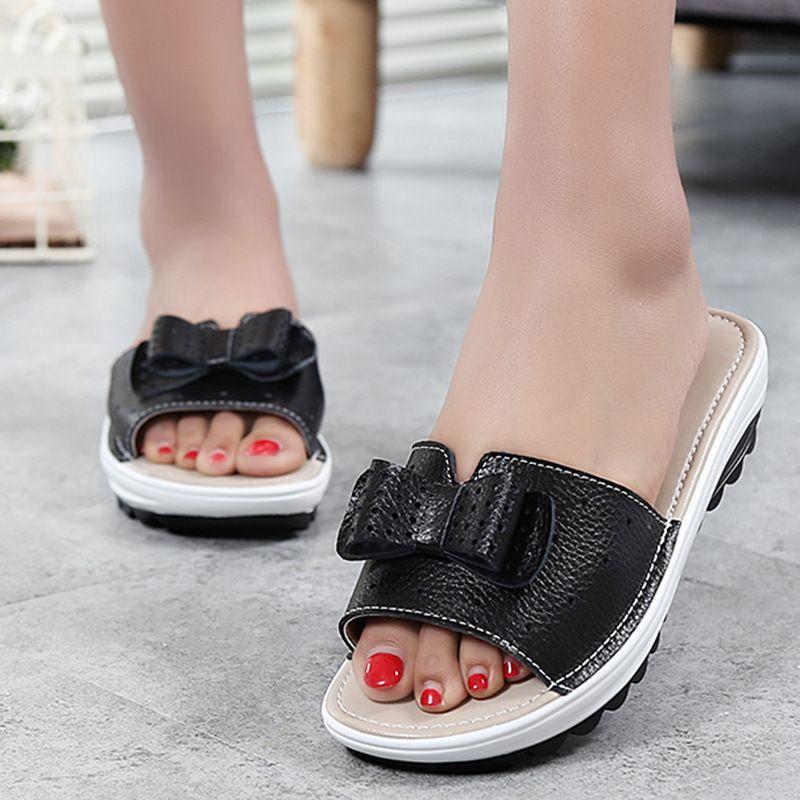 3447G sandales d'été fond épais muffin avec des chaussures pour femmes ventes directes des fabricants