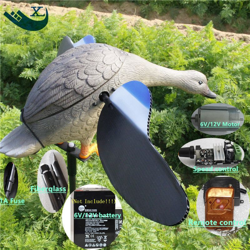 New Upgrade Russian 6V/12V Outdoor Hunting Duck From Xilei
